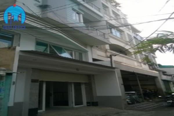 văn phòng cho thuê quận Bình Thạnh - cao ốc RDT