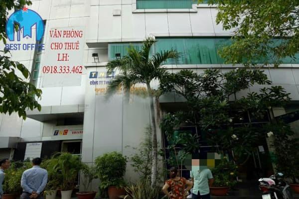 văn phòng cho thuê quận Bình Thạnh - cao ốc TRƯỜNG SA 4