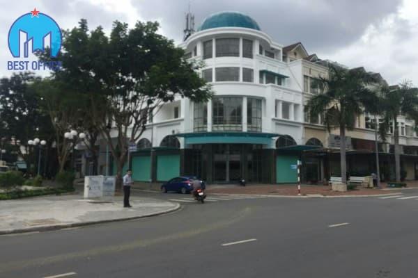 văn phòng cho thuê quận 7 - cao ốc Nam Long 1
