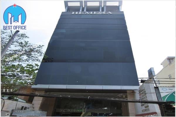 văn phòng cho thuê quận 7 - cao ốc HEMERA BUILDING