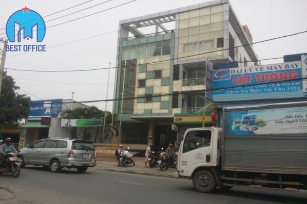 văn phòng cho thuê quận thủ đức - cao ốc PHÚ ĐỨC BUILDING