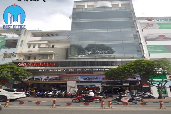 văn phòng cho thuê quận 4 - cao ốc KH BUILDING