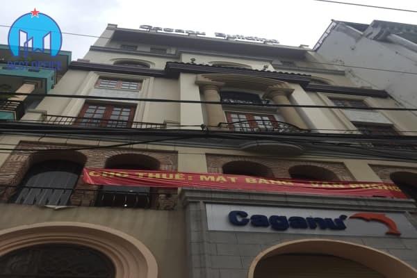 CAO ỐC CAGANU BUILDING