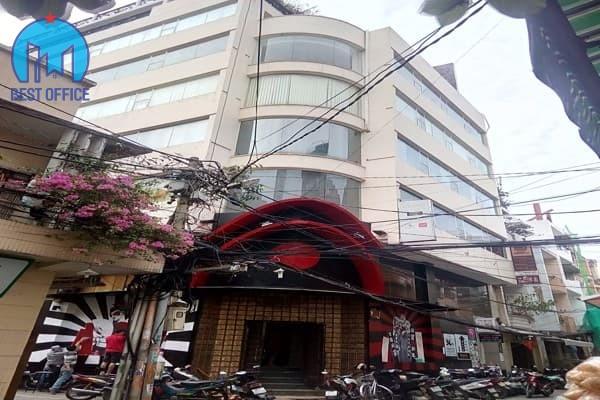 văn phòng cho thuê quận 1 - cao ốc NGUYỄN TRÃI 1