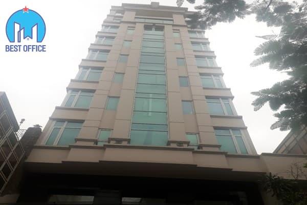 văn phòng cho thuê quận 1 - cao ốc HÀ VINH BUILDING