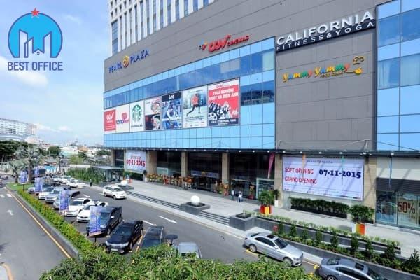 văn phòng cho thuê quận Bình Thạnh - cao ốc SSG TOWER