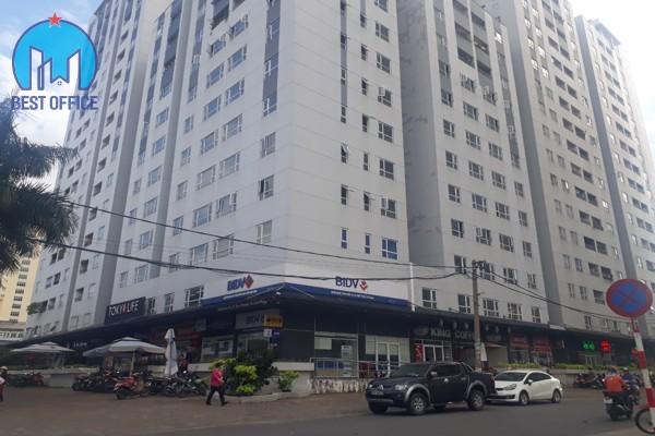 văn phòng cho thuê quận Tân Phú - cao ốc INVESTCO BABYLON