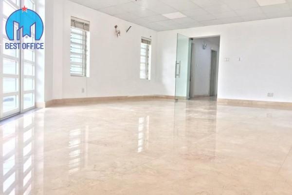 văn phòng cho thuê quận Bình Thạnh - cao ốc D2