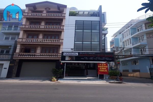 văn phòng cho thuê quận Tân Phú - cao ốc NTTR