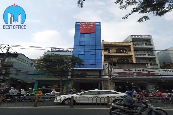 văn phòng cho thuê quận Tân Bình - cao ốc UPLAND